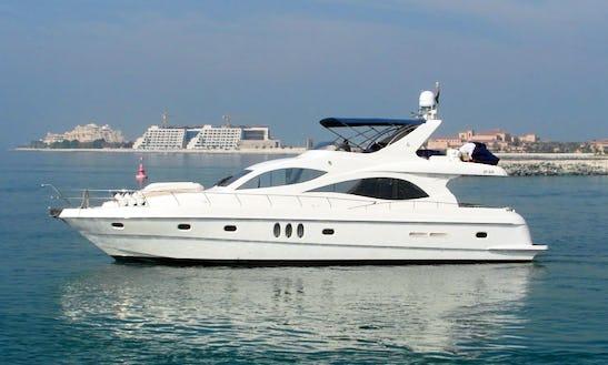 Charter On Majesty 66 Motor Yacht In Mumbai