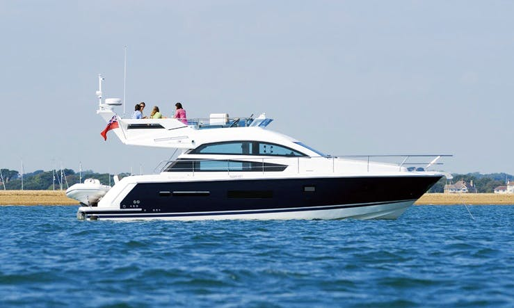Charter on Fairline 42 Motor Yacht in Mumbai