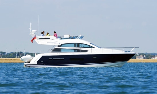 Charter On Fairline 42 Motor Yacht In Mumbai