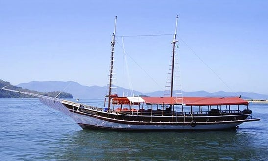 Sailboat Charter In Angra Dos Reis