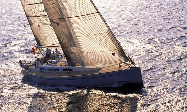 Charter on Grand Soliel 45 Sailing Yacht in Mumbai