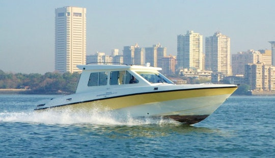 Charter On Mahindra Odyssey 33 In Mumbai