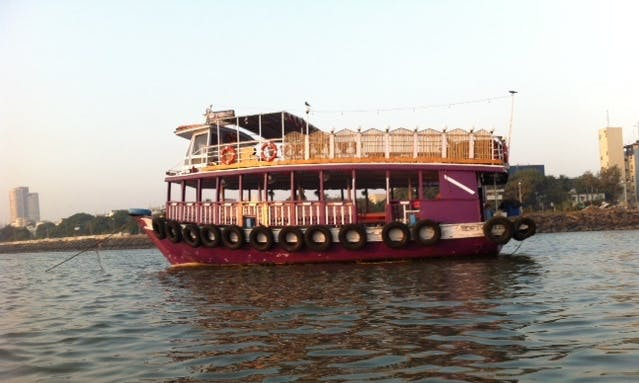 Charter on Ferry in Mumbai