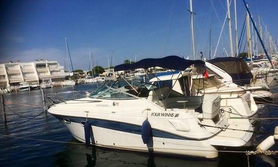 Motor Yacht Rental In Marseille