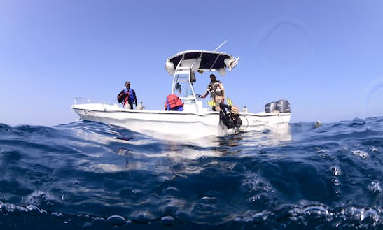 Boat Diving Trips In Taganga, Colombia