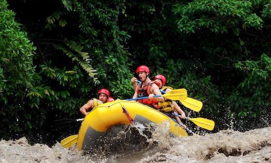 Rafting Trips In Baños De Agua Santa