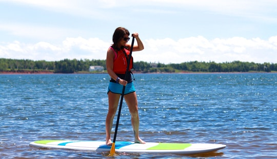 Stand Up Paddleboard Rental In Charlottetown