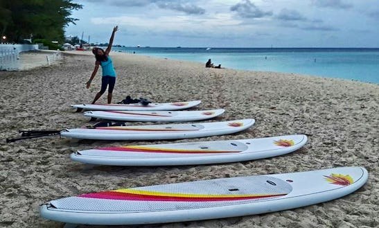 Stand Up Paddleboard Rental In George Town