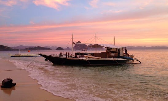 Daily Sunset Tours On The 'kraken' In El Nido