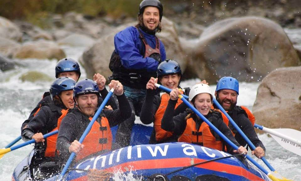 Chilliwack River Rafting Trips in Fraser Valley E, Canada