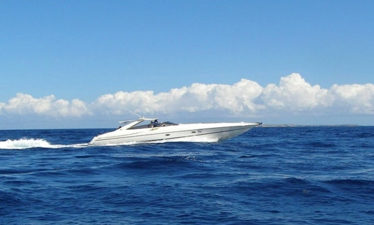 48' Motor Yacht In Anguilla
