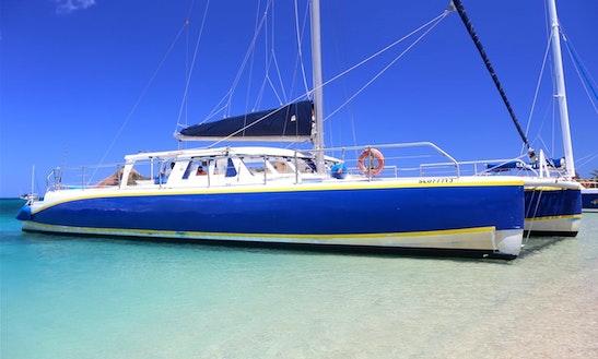 Carnival-ii Sailing Catamaran Tours In St Lucia