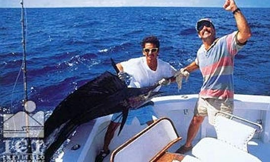 Fishing Trips On The Pacific Coast, Costa Rica