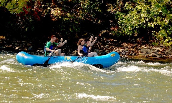 Rafting Trips In The Shenandoah River