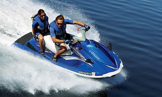 Enjoy 10 Ft Yamaha Wave Runners Jet Ski For Rent In Vieques, Puerto Rico