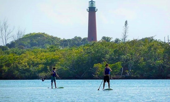 Stand Up Paddleboard Rental In Juno Beach