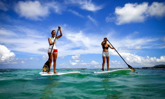Sup Rental And Classes In Key Biscayne, Florida