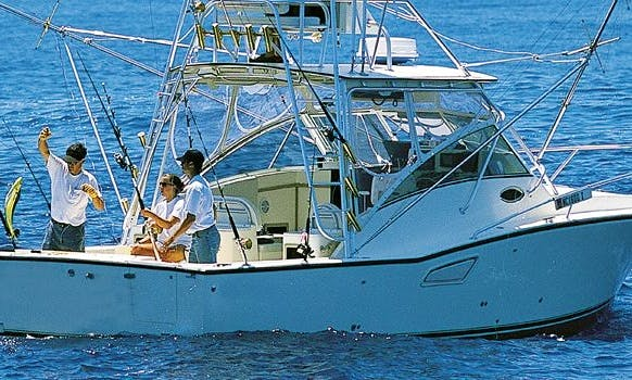 Deep Sea Fishing Excursion in Falmouth