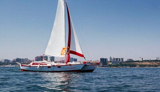 Elegant And Comfortable Sailing Catamaran Charter In Odessa