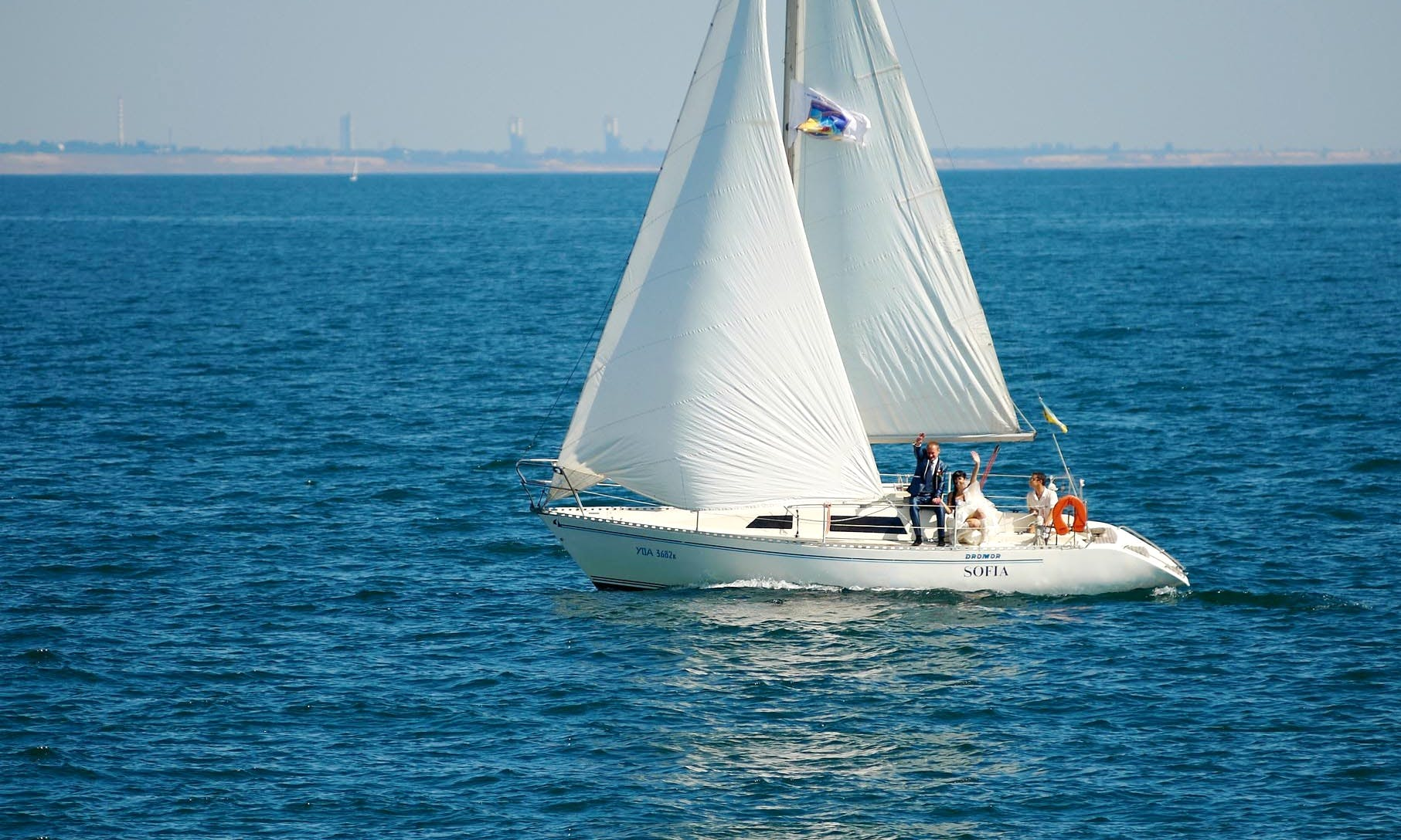 'Sofia' Sailing Monohull Charter in Odessa