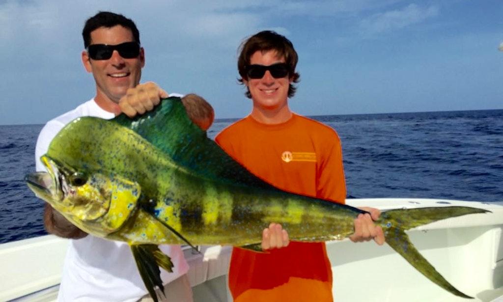 Marathon florida fishing charter with captain jack for Fishing marathon fl