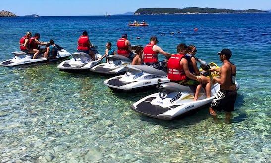 Personal Watercraft Rental In Dubrovnik