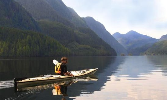 Exciting Single Kayak Rental In Comox-strathcona J, Canada