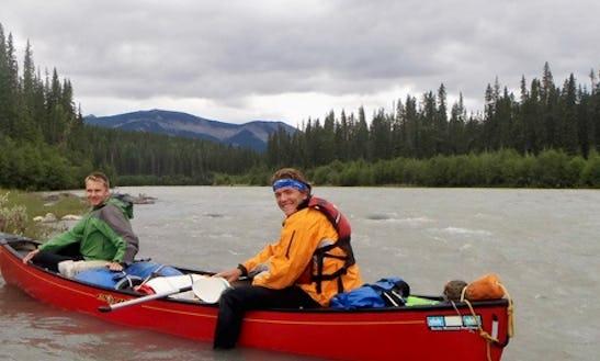 Canoe Rental In Comox-strathcona J, Canada