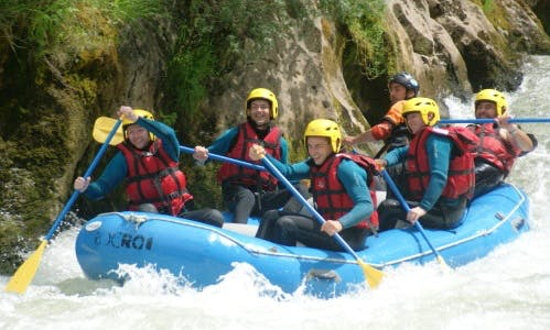 White Water Rafting In Axat
