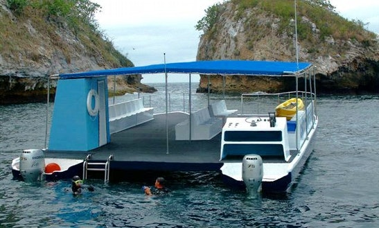 40' Scuba Diving Boat In Puerto Vallarta