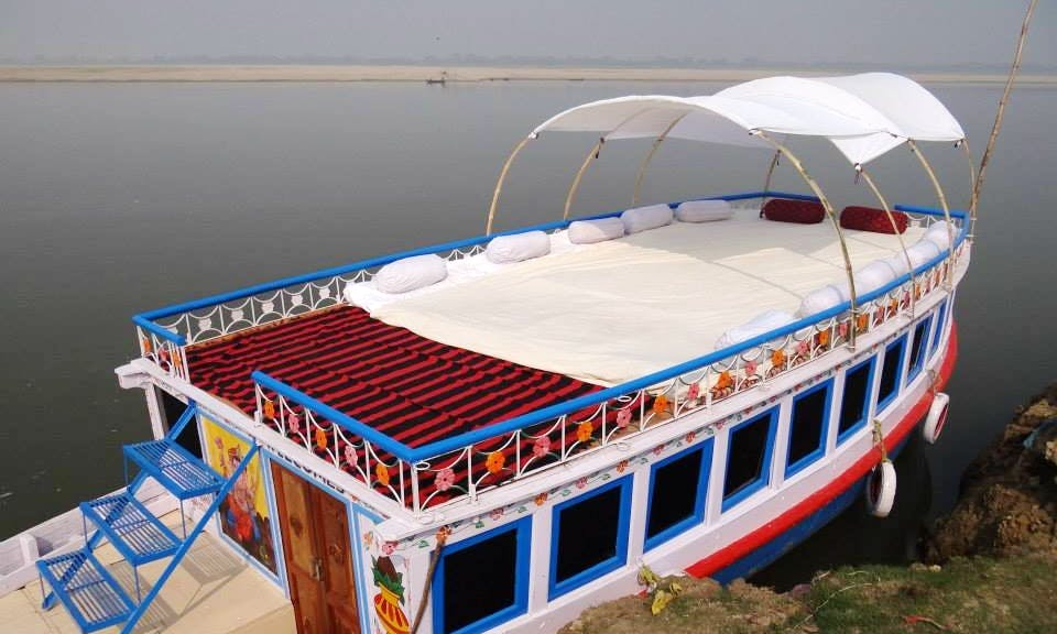 Ganga Boat Ride