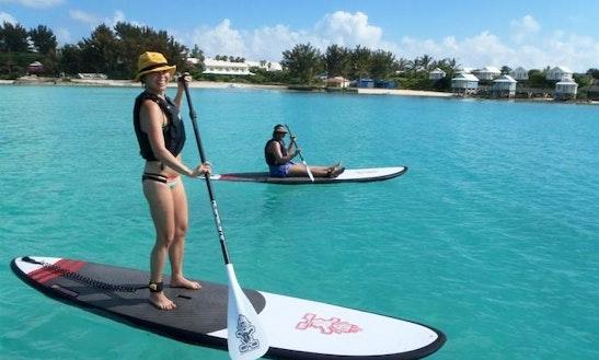 Stand Up Paddleboard Rental In Bermuda