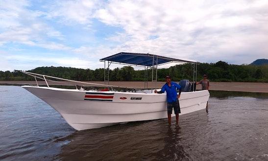 Dive Boat Charter In Puntarenas, Costa Rica