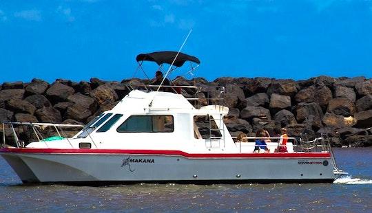 32ft Makana Lightning Catamaran In Waimea, Hawaii