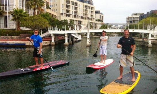 Paddleboard Rental In Cape Town