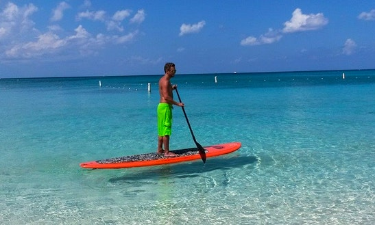 Paddleboard Rental In George Town, Grand Cayman