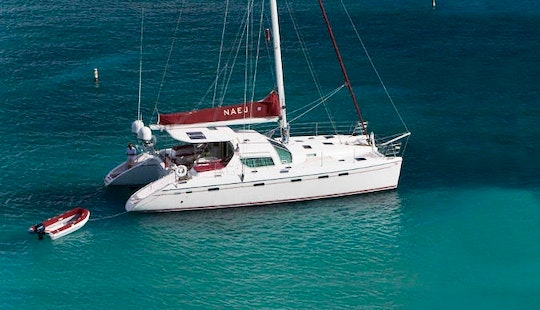 Privilege 495 Sailing Catamaran Charter In Le Marin