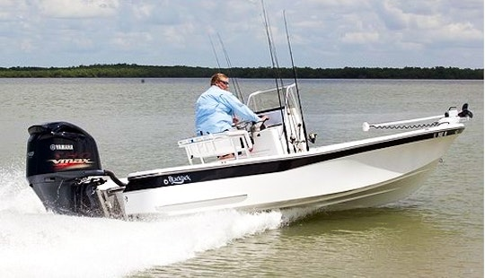 Fishing Charters On 22ft Center Console In Marco Island, Florida