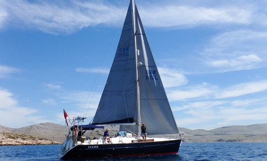 41' Beneteau Cruising Monohull