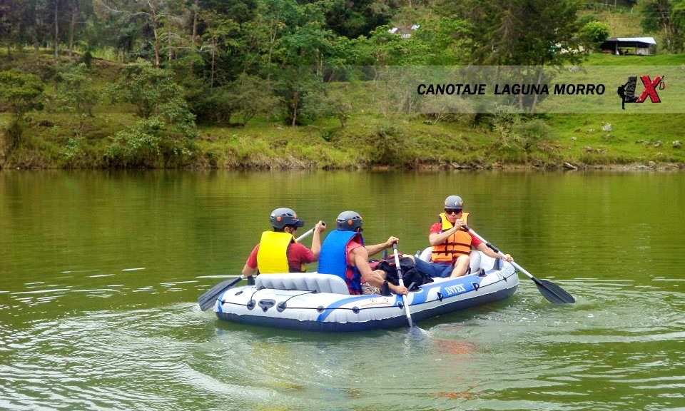 Rafting Trips in Miraflores, Colombia