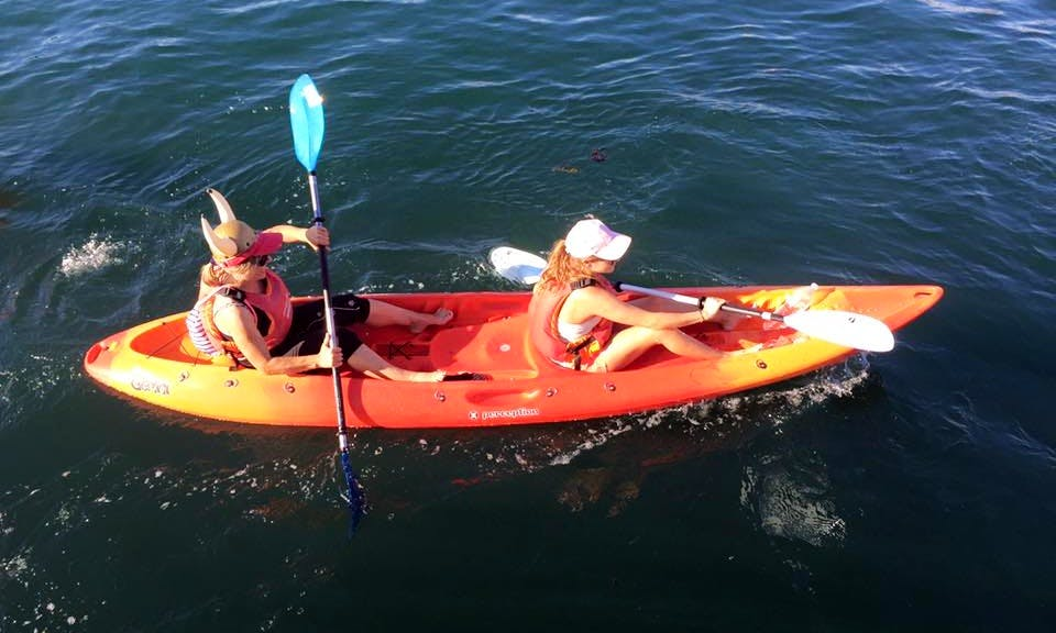 Kayak Rental in Illa de Arousa, Spain