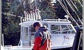 Fishing Charter 28' Trawler In Ninilchik, Alaska