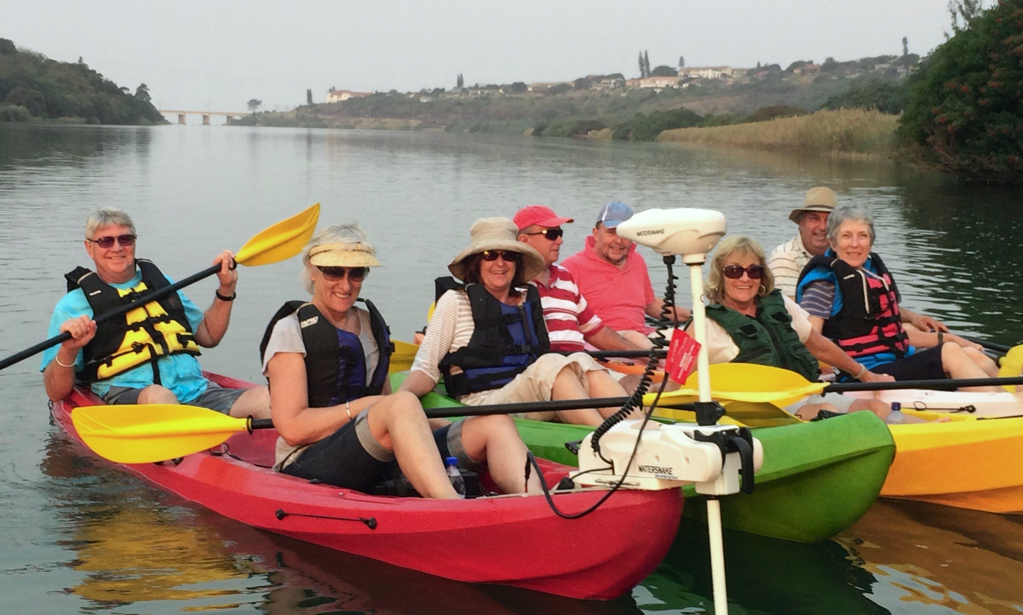 Amazing Kayak Rental in Umkomaas, South Africa