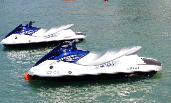 Personal Watercraft Rental In Duće