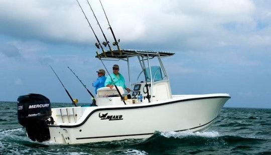 23' Fishing Boat In Tamarindo