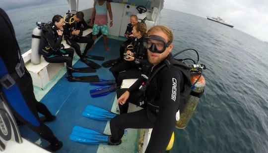 Scuba Diving And Snorkeling In Islas Galápagos