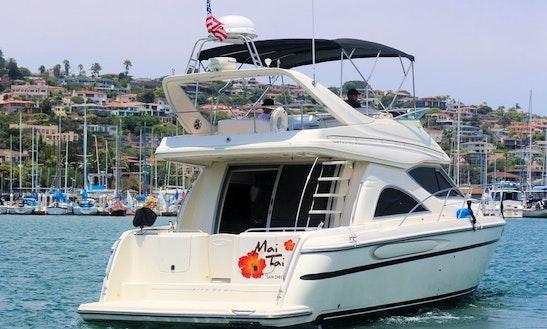 44 39 Luxury Yacht Charter In San Diego Getmyboat
