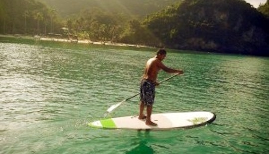 Stand Up Paddleboard Rental In Ko Samui