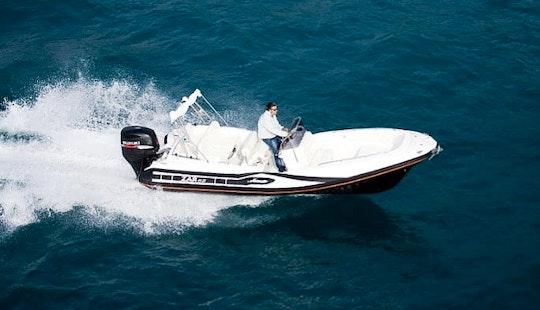 Zar Formenti 47 Rib Charter In Balearic Islands