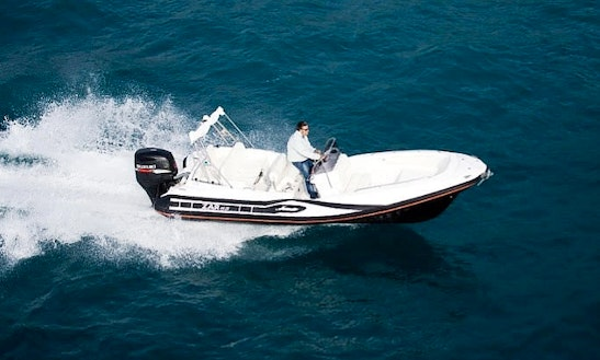 Zar Formenti 47 Rib Charter In Balearic Islands